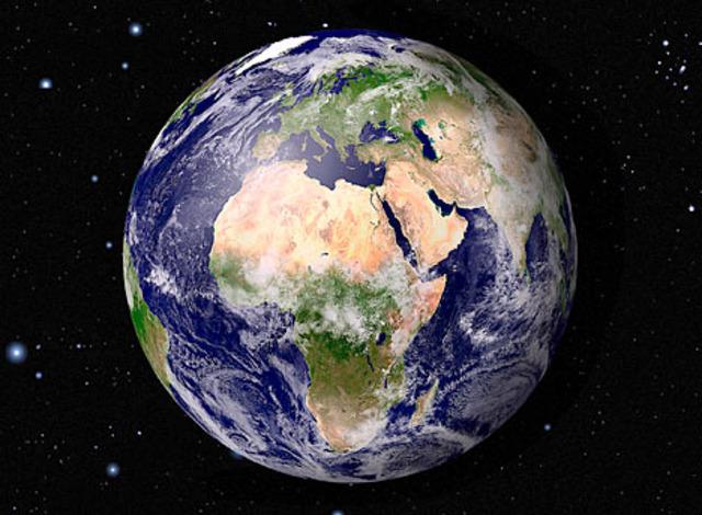 (4.6 BYA) Earth