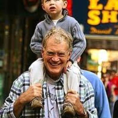 David Letterman  timeline