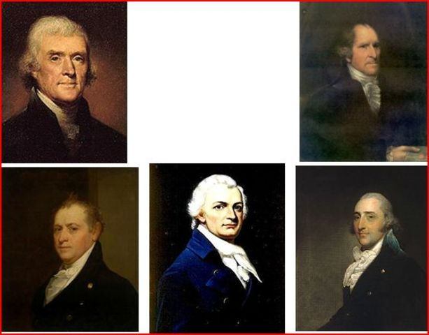 Adams' Cabinet