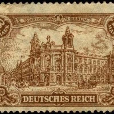 La República de Weimar (1919-1933) timeline