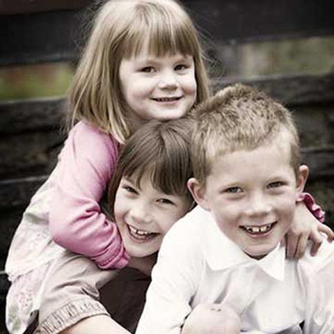 niños con vida