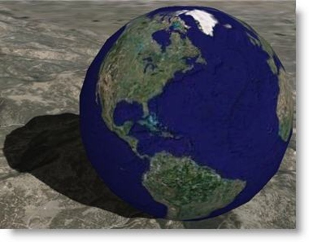(2.2 BYA)- Earth Now and Then