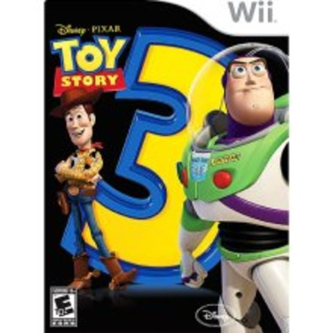 Toy Story 3 becomes a game.