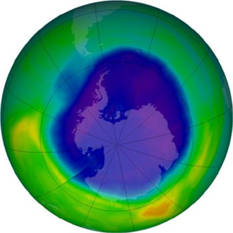 (1BYA) Ozone