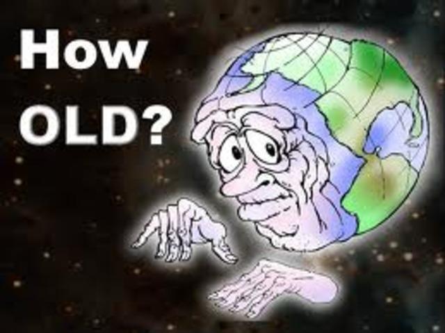 (2.2 BYA) Earth's Appearance