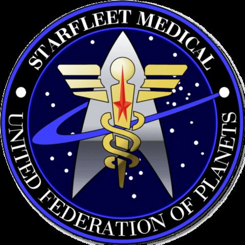 gabby carlotti assigned to starfleet medical