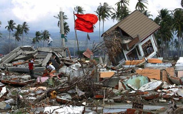 Indonesia 9.1 Magnitude