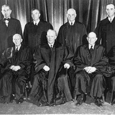 Famous Warren Court Legal Decision Timeline