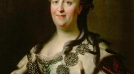 Catherine the Great(life to death) timeline
