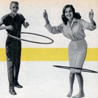 Hula Hoops timeline