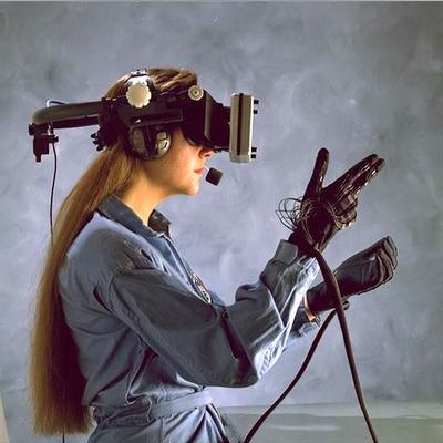 Historia de la Realidad Virtual timeline