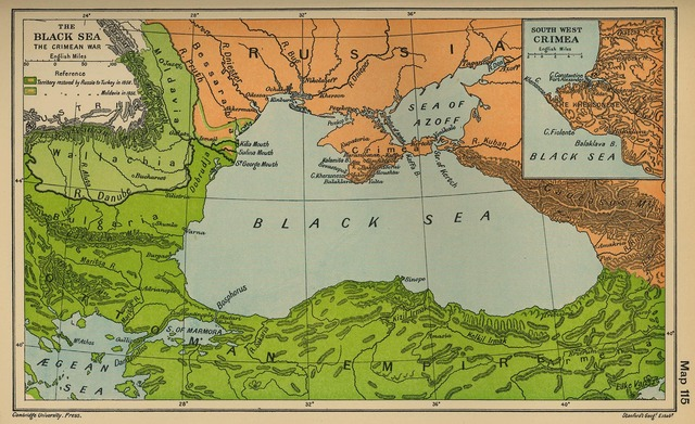 Expansion of Borders(1768-1774)