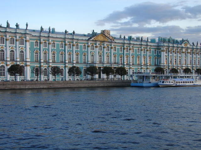 Contribution to the Arts-The Hermitage Museum