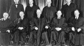 """Paige's Famous """"Warren Court"""" Legal Decisions Timeline"""
