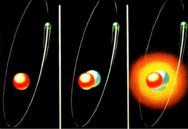 1930's Descubrimiento de los isótopos, primeras reacciones ´de química nuclear y síntesis de nuevos elementos químicos