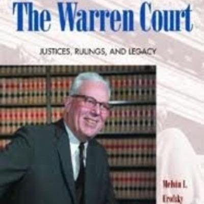 "Famous ""Warren Court"" Legal Decisions-Amber White timeline"