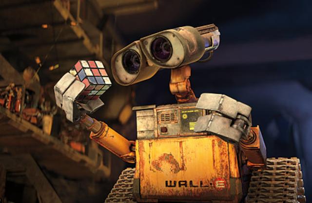 1. WALL-E