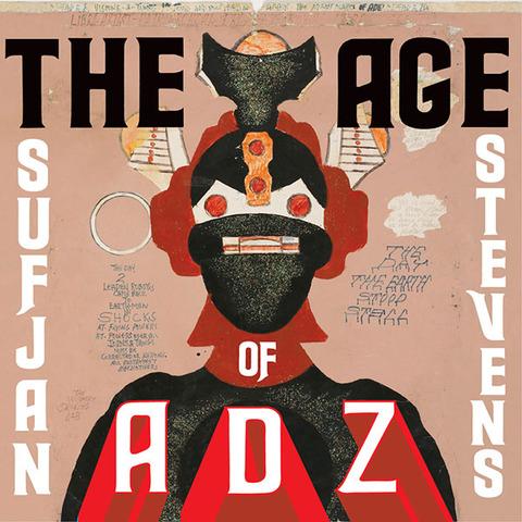 Sufjan Stevens, Age of Adz