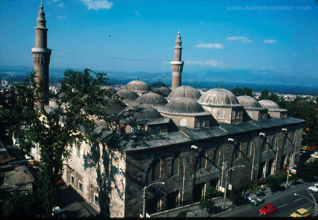 Capture of Bursa