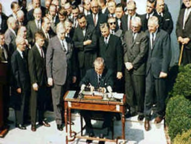 Economic Opportunity Act,1964