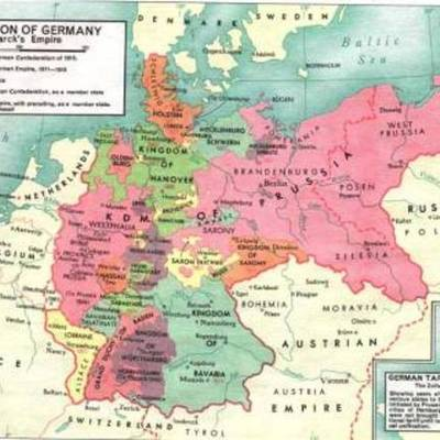 German Unification- Danielle & Bianca. timeline