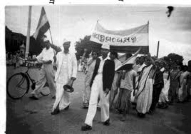 quit india moovement