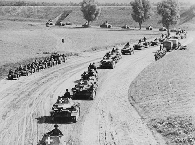 Begining of World War II