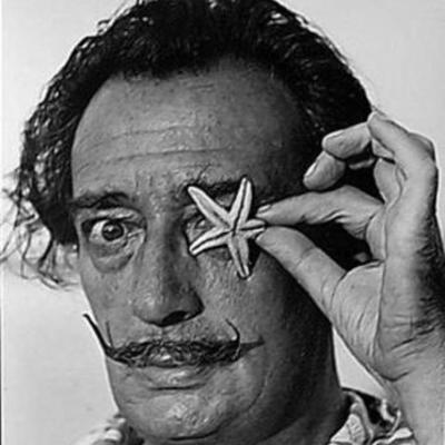 Slavador Dalí timeline