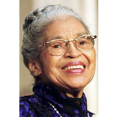 Timeline on Rosa Parks
