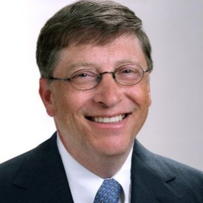 Bill Gates Achievements timeline