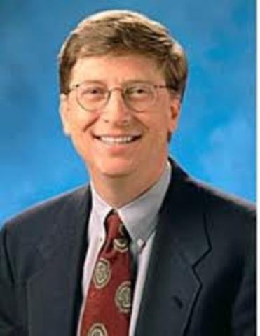 Bill Gates enrolles in Lakeside schools.