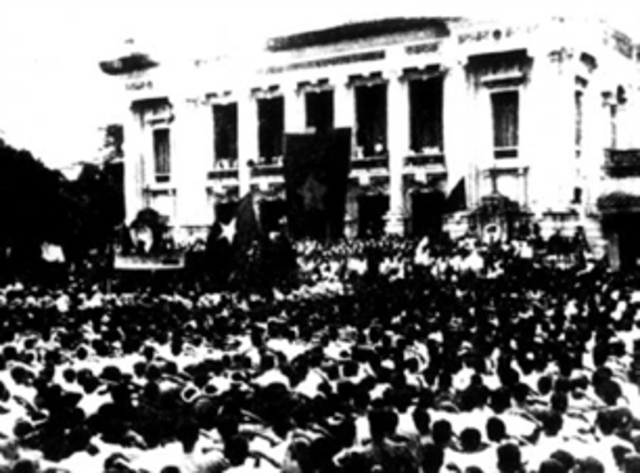 Vietnam independence proclaimed