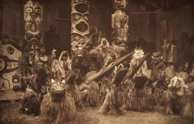 Aboriginal Potlaches Illegal