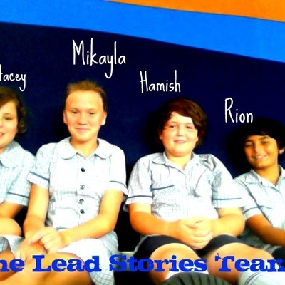 Lead Stories/Kids connect timeline