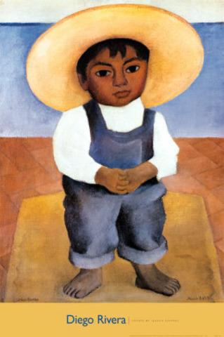 El Artista Del Mundo Hispanico Diego Rivera Megan Y Natalie