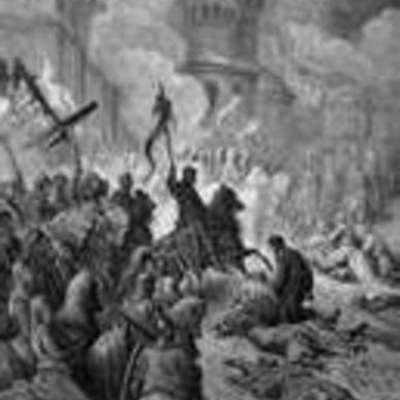 1096-2009 crusade timline timeline