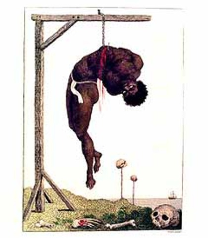 ACT I. An act about the casual killing of slaves,