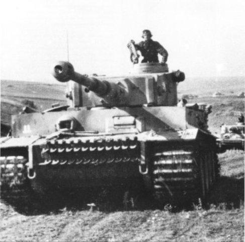 The Germans attack Soviet Union
