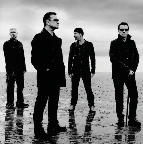 "U2, ""No Line On The Horizon"""