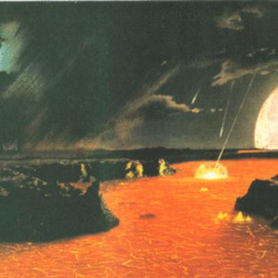 Period 4, Bui & Mckernan, Earth Through Time timeline
