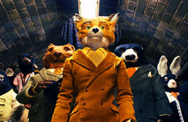 3. Fantastic Mr. Fox