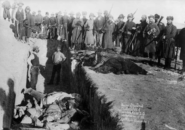 Indian Burial