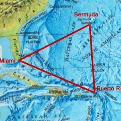 The Bermuda Triangle timeline