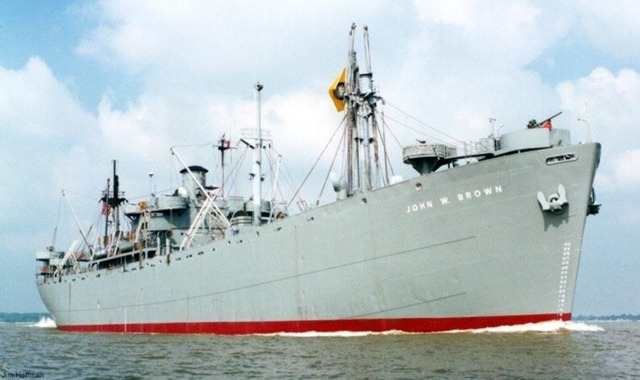 First set of Liberty ships are launched in the US