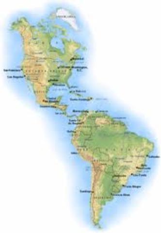 Descubrimiento de Ámerica