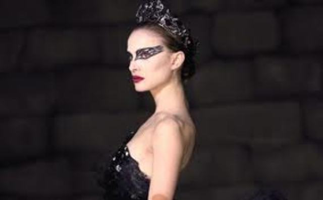 Natalie played in the film Black Swan