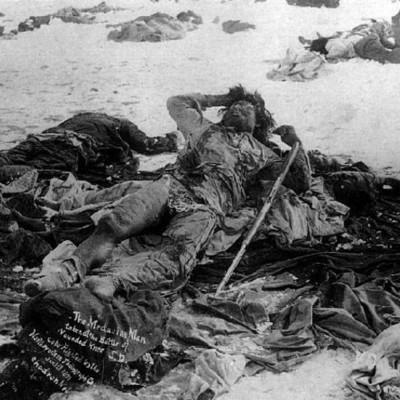 4th period-Jack Warner-Wounded Knee Massacre timeline