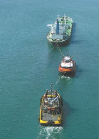 Legislation introduced to mandate tanker escorts for double hulled tankers.