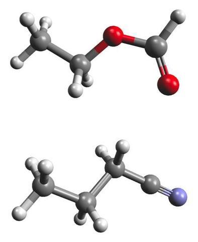 First Organic Molecules (4 BYA)