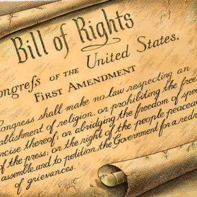 1st Amendment timeline